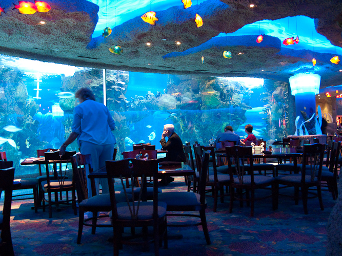 Nashville Aquarium Restaurant